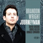 Brandon Wright - Journeyman - cover